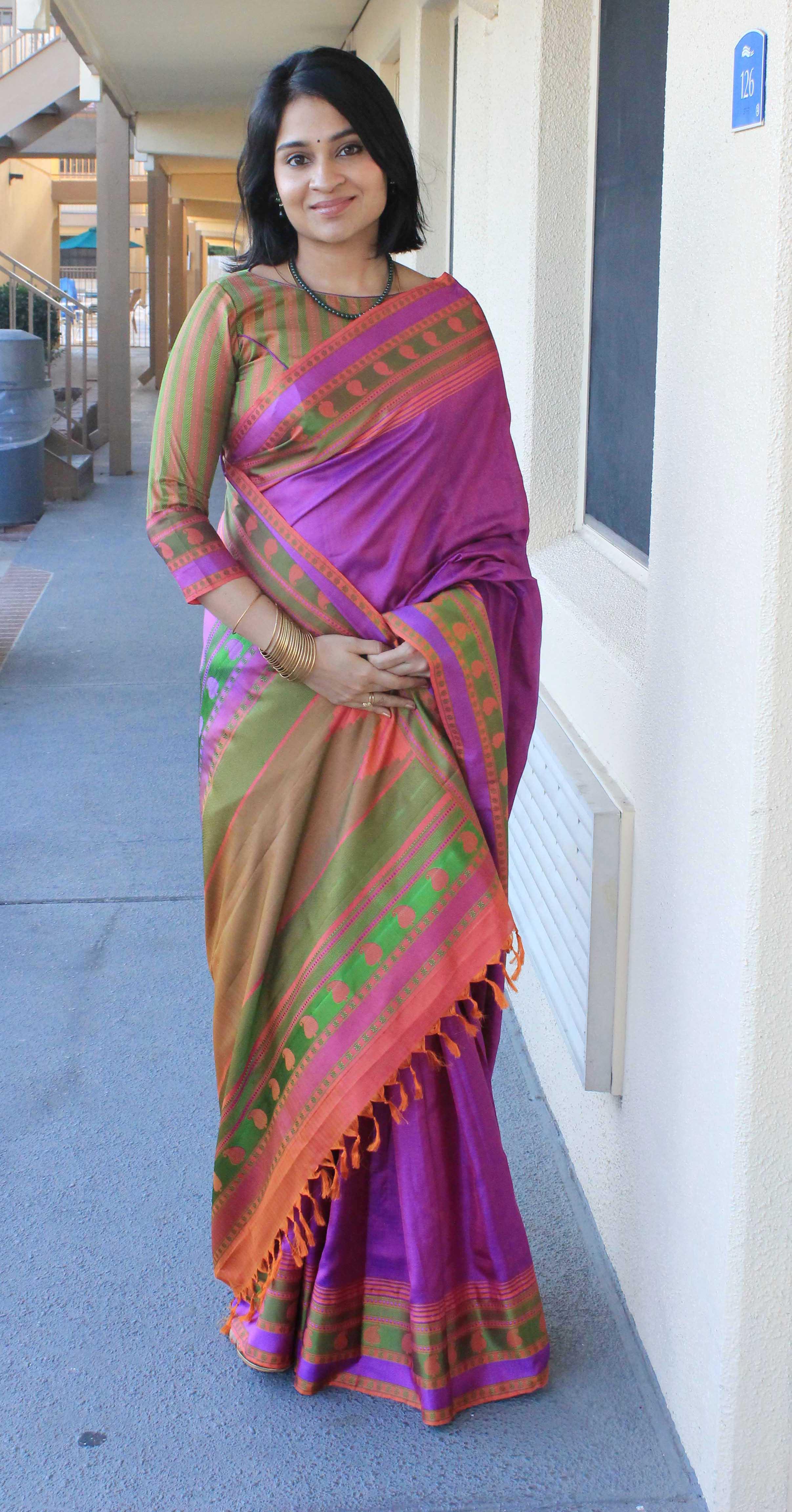 Pink Saree: 1000+ Ideas About Pink Saree On Pinterest